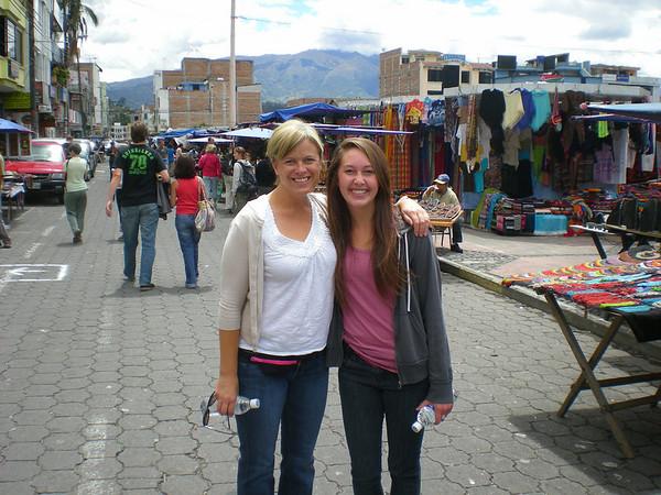 Ecuador from the Bonds